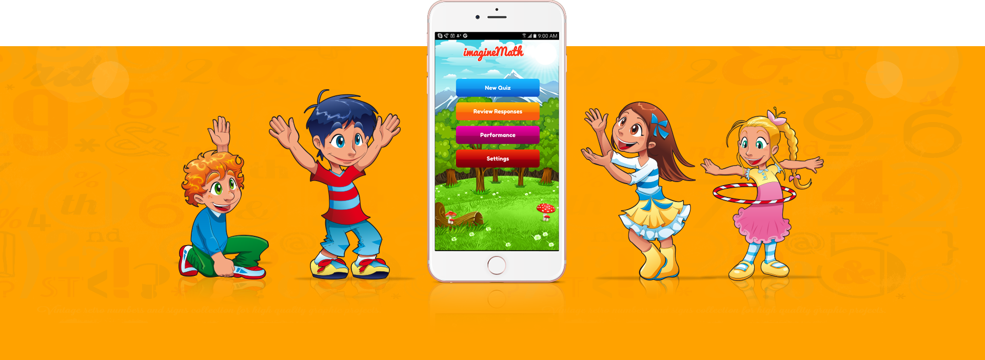 About Us - Imagine Math I Best Math Learning Application.